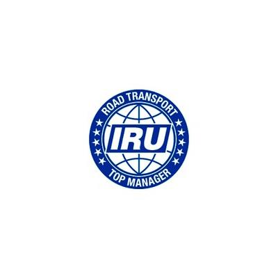 Top Road Transport Manager 2015 – IRU award