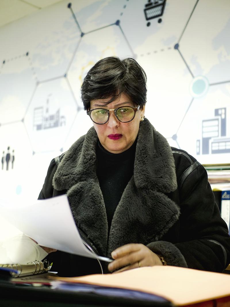 Nadia SEMOUZI